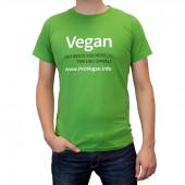 ProVegan T-Shirt Unisex (grün)